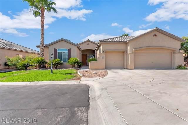 5659 Sunningdale, Las Vegas, NV 89122 (MLS #2155153) :: Signature Real Estate Group