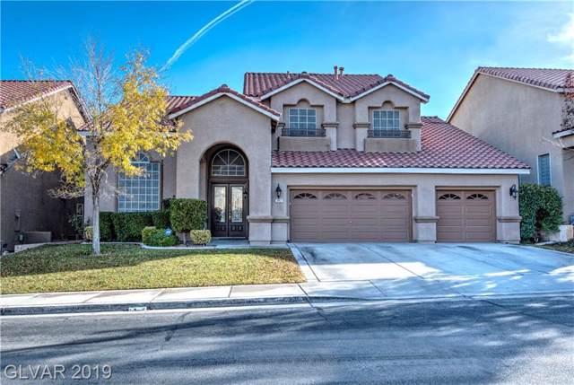 342 Doe Run, Henderson, NV 89012 (MLS #2155289) :: Signature Real Estate Group