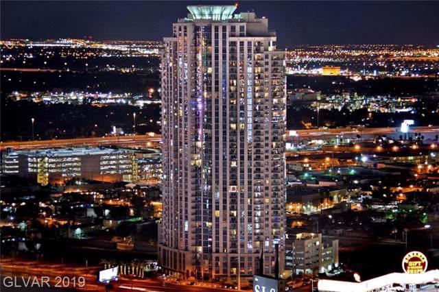 200 Sahara #3111, Las Vegas, NV 89102 (MLS #2155295) :: Trish Nash Team