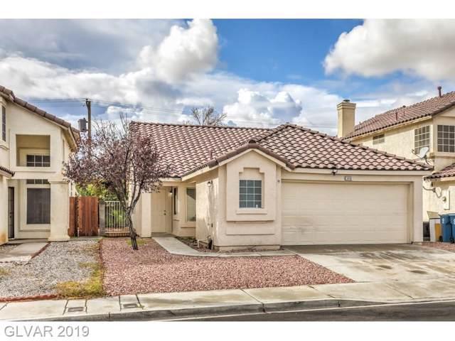 3481 Trilogy, Las Vegas, NV 89108 (MLS #2155315) :: Signature Real Estate Group