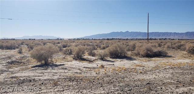 2601 W Hardy, Pahrump, NV 89048 (MLS #2155340) :: Trish Nash Team