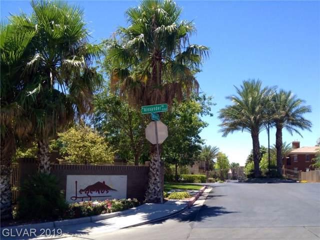 3810 Juno Beach #202, Las Vegas, NV 89129 (MLS #2155425) :: Trish Nash Team