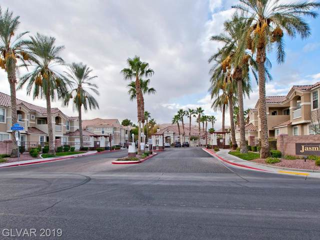 5855 Valley #1077, North Las Vegas, NV 89031 (MLS #2155430) :: Trish Nash Team