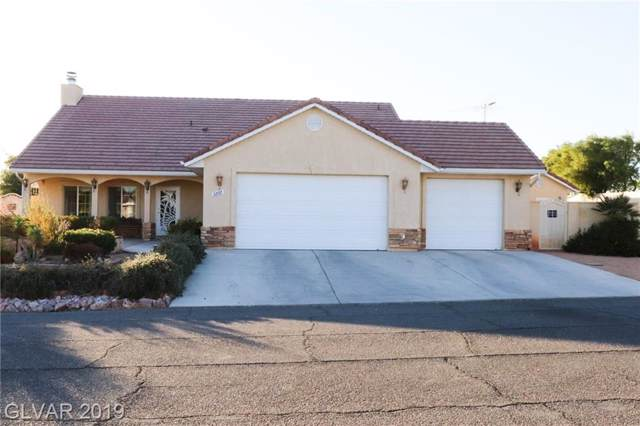 3207 Quaint Ranch, Logandale, NV 89021 (MLS #2155439) :: Signature Real Estate Group