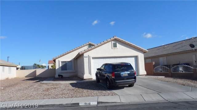 2318 Glastonbury Thorn, North Las Vegas, NV 89032 (MLS #2155457) :: Signature Real Estate Group
