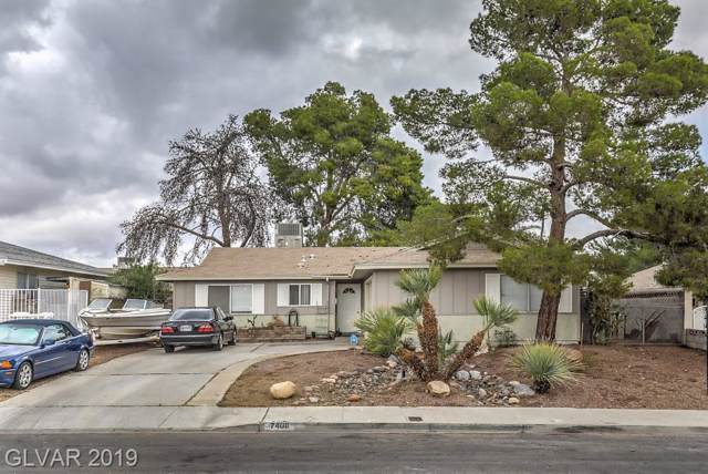 7408 Pinedale, Las Vegas, NV 89145 (MLS #2155510) :: Signature Real Estate Group