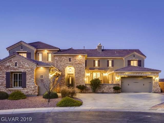 1348 Enchanted River, Henderson, NV 89012 (MLS #2155605) :: Signature Real Estate Group