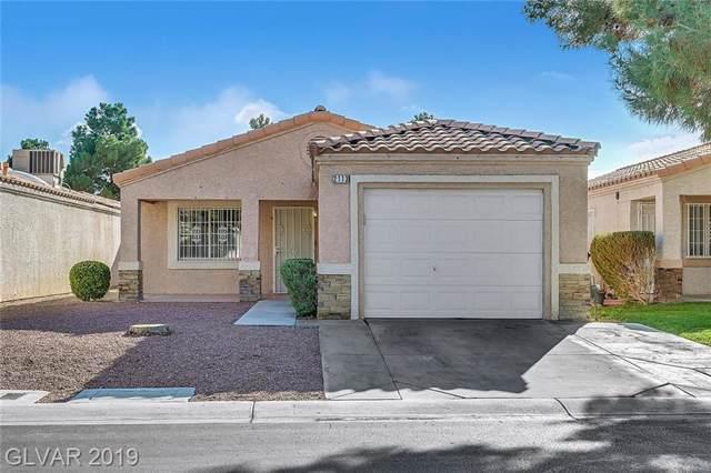 2113 Port, Las Vegas, NV 89106 (MLS #2155658) :: Signature Real Estate Group