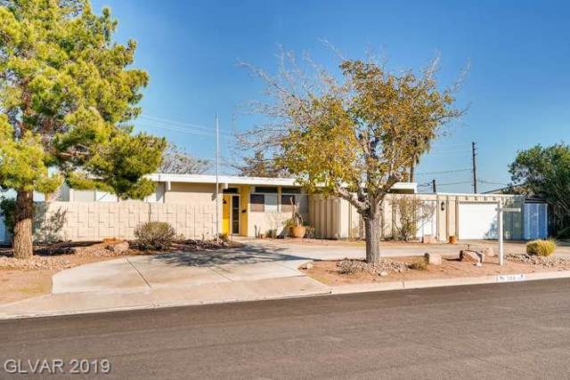 504 Fairway, Henderson, NV 89015 (MLS #2155703) :: Signature Real Estate Group