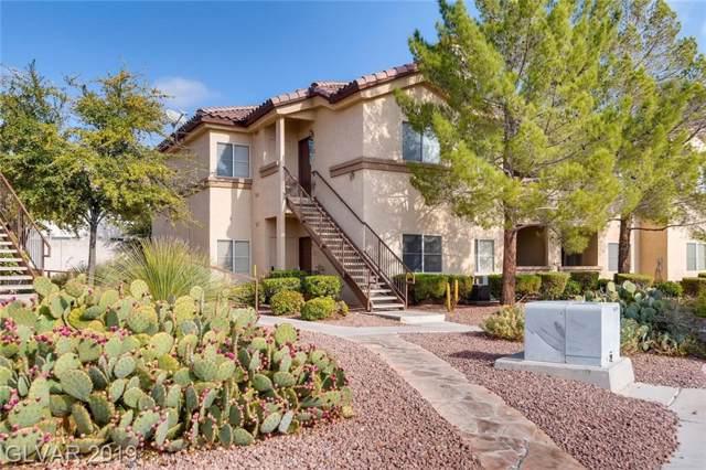 8501 University #1120, Las Vegas, NV 89147 (MLS #2155725) :: Signature Real Estate Group