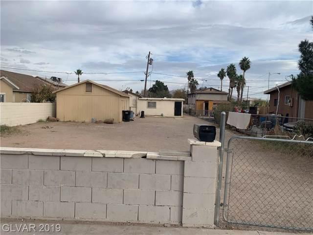 1904 Hoover, North Las Vegas, NV 89030 (MLS #2155766) :: Brantley Christianson Real Estate