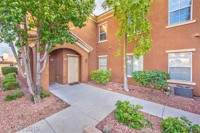 3920 Legend Hills #201, Las Vegas, NV 89129 (MLS #2155825) :: Trish Nash Team