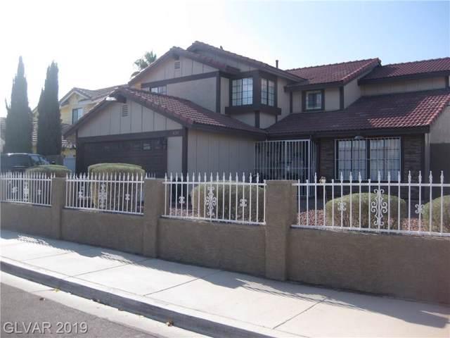 4269 Hebron, Las Vegas, NV 89147 (MLS #2155830) :: Brantley Christianson Real Estate