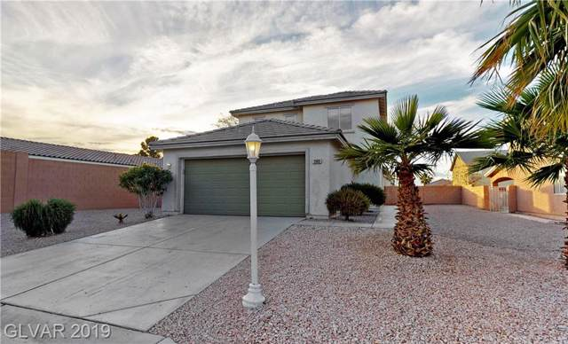 2603 Cimarron Cove, Las Vegas, NV 89156 (MLS #2155856) :: Trish Nash Team