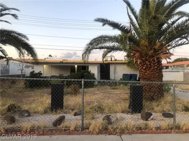 1314 Laguna, Las Vegas, NV 89169 (MLS #2155889) :: Hebert Group   Realty One Group