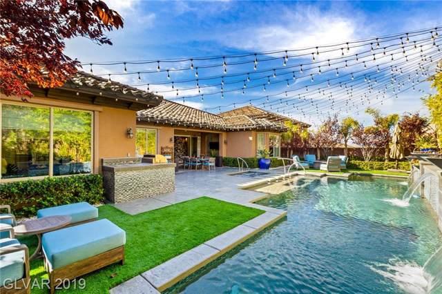 2812 Saint Dizier, Henderson, NV 89044 (MLS #2155899) :: Signature Real Estate Group