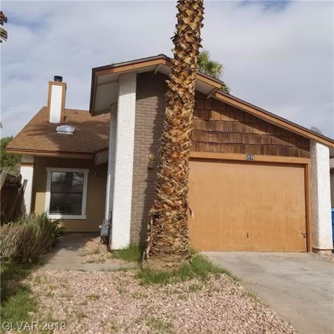 5576 White Cap, Las Vegas, NV 89110 (MLS #2155902) :: Trish Nash Team