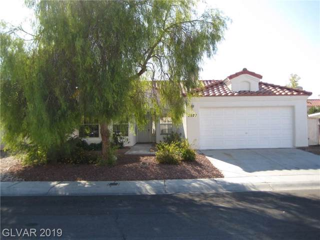 3921 Cutting Horse Ave, North Las Vegas, NV 89032 (MLS #2155930) :: Signature Real Estate Group