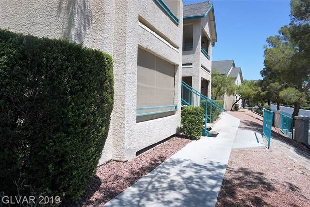 5231 Lindell #103, Las Vegas, NV 89118 (MLS #2156003) :: Performance Realty
