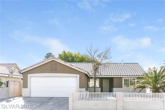 327 Louisville, North Las Vegas, NV 89031 (MLS #2156031) :: Brantley Christianson Real Estate
