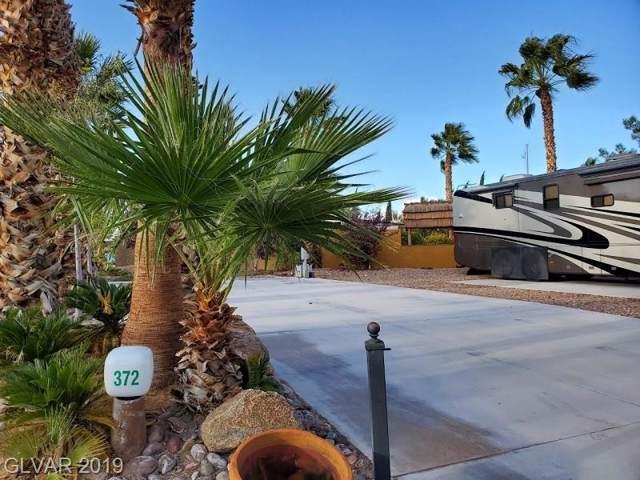 8175 Arville Street #372, Las Vegas, NV 89139 (MLS #2156034) :: The Lindstrom Group