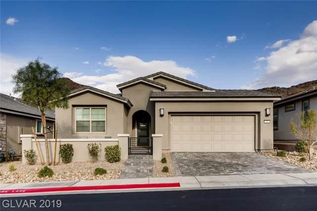 32 Via Del Fiume, Henderson, NV 89011 (MLS #2156036) :: Signature Real Estate Group
