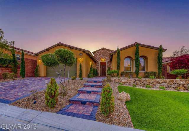 35 Contrada Fiore, Henderson, NV 89011 (MLS #2156059) :: Team Michele Dugan