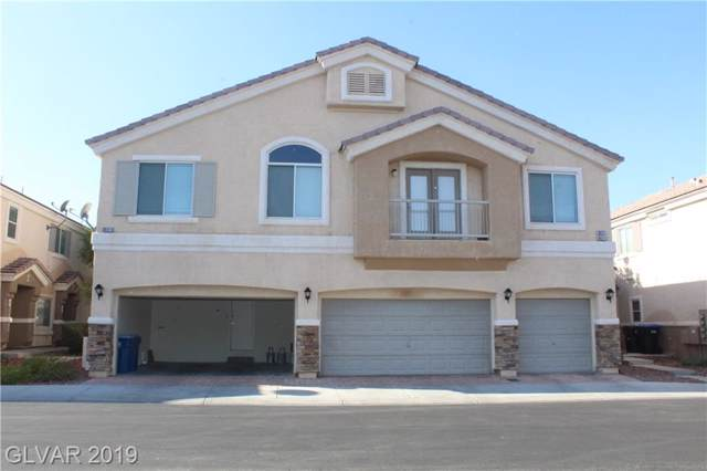 3617 Indigo Flower #3, North Las Vegas, NV 89084 (MLS #2156079) :: Brantley Christianson Real Estate