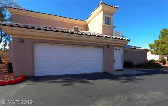 6801 Cobre Azul #202, Las Vegas, NV 89108 (MLS #2156185) :: Trish Nash Team