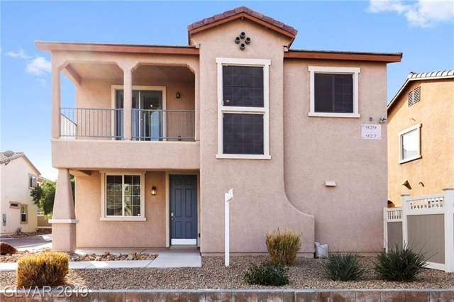 929 Sable Chase, Henderson, NV 89011 (MLS #2156186) :: Signature Real Estate Group