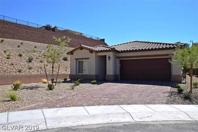 10 Vicolo Verdi, Henderson, NV 89011 (MLS #2156303) :: Signature Real Estate Group