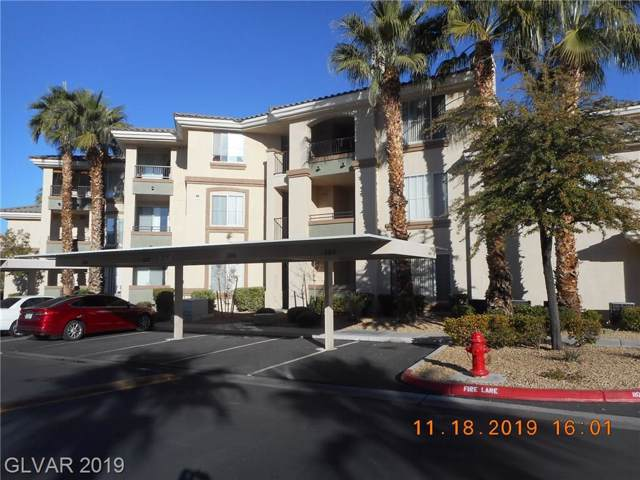7127 S Durango #311, Las Vegas, NV 89113 (MLS #2156342) :: Signature Real Estate Group