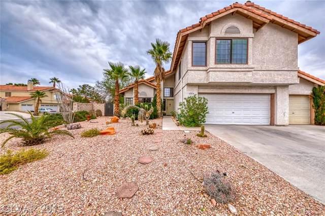 4854 Illustrious, Las Vegas, NV 89147 (MLS #2156359) :: Brantley Christianson Real Estate