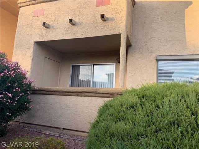 7300 Pirates Cove #1097, Las Vegas, NV 89145 (MLS #2156399) :: Trish Nash Team