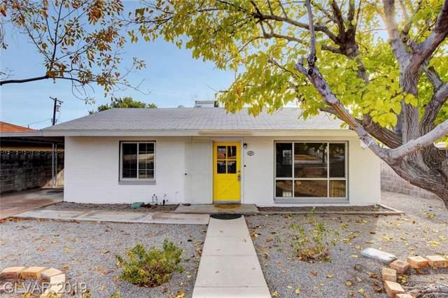 649 Seventh, Boulder City, NV 89005 (MLS #2156409) :: Brantley Christianson Real Estate