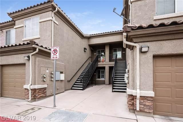 6655 Flaminian #102, North Las Vegas, NV 89084 (MLS #2156430) :: Hebert Group | Realty One Group