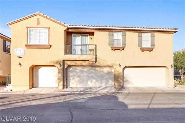 3913 Prescott Pines #101, Las Vegas, NV 89108 (MLS #2156461) :: Trish Nash Team
