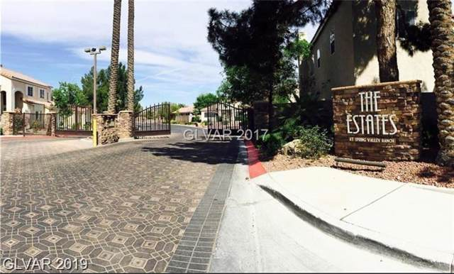 5432 High Noon, Las Vegas, NV 89119 (MLS #2156473) :: Brantley Christianson Real Estate