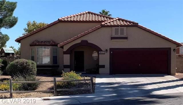 4431 Cinderwood, North Las Vegas, NV 89032 (MLS #2156494) :: Brantley Christianson Real Estate