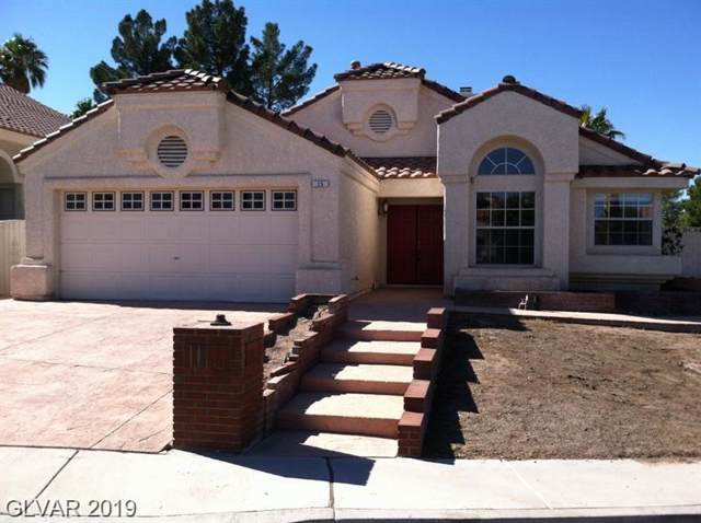 15 Barton Spring Circle, Henderson, NV 89074 (MLS #2156524) :: Team Michele Dugan