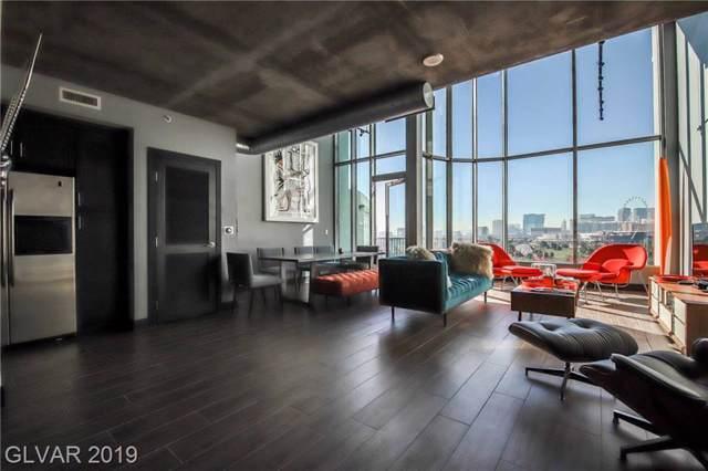 360 Desert Inn #803, Las Vegas, NV 89109 (MLS #2156526) :: Performance Realty