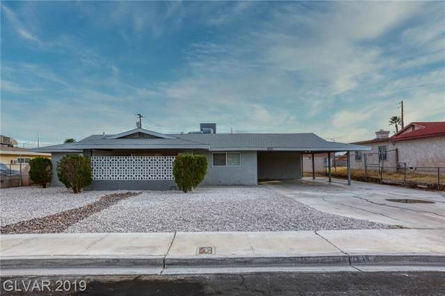 1233 Madison, Las Vegas, NV 89106 (MLS #2156533) :: Signature Real Estate Group