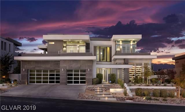 14 Night Song Way, Las Vegas, NV 89135 (MLS #2156560) :: Signature Real Estate Group