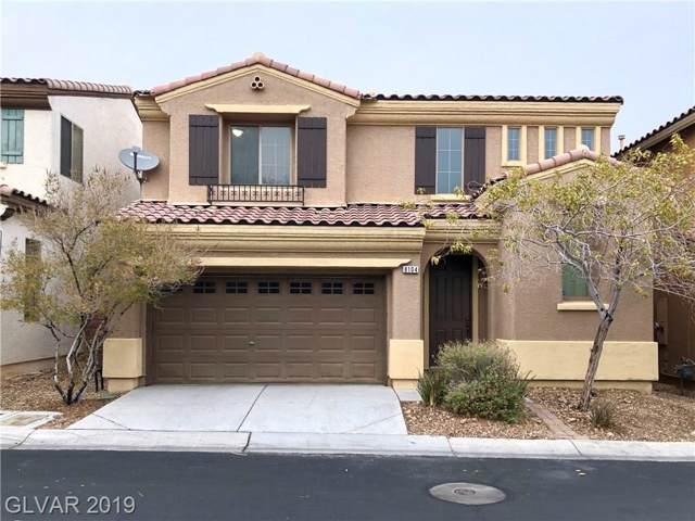 8104 Whiteriver Plateau, Las Vegas, NV 89178 (MLS #2156579) :: Signature Real Estate Group