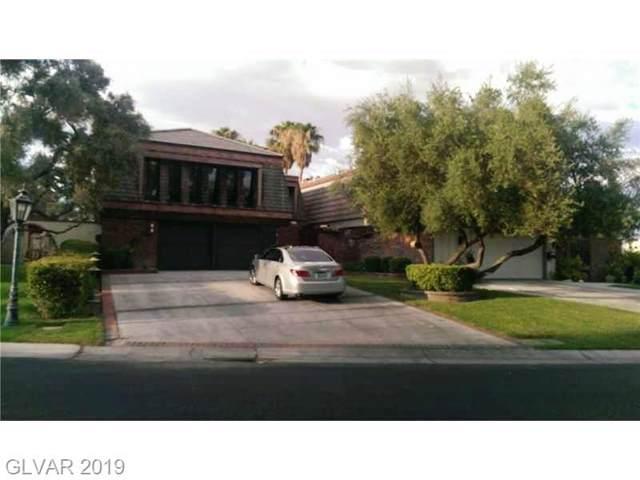 1108 Vegas Valley, Las Vegas, NV 89109 (MLS #2156589) :: Signature Real Estate Group
