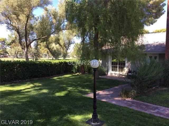 1002 Tam O Shanter, Las Vegas, NV 89109 (MLS #2156591) :: Signature Real Estate Group