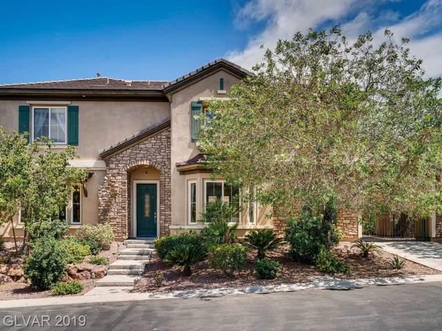 1352 Enchanted River, Henderson, NV 89012 (MLS #2156603) :: Signature Real Estate Group