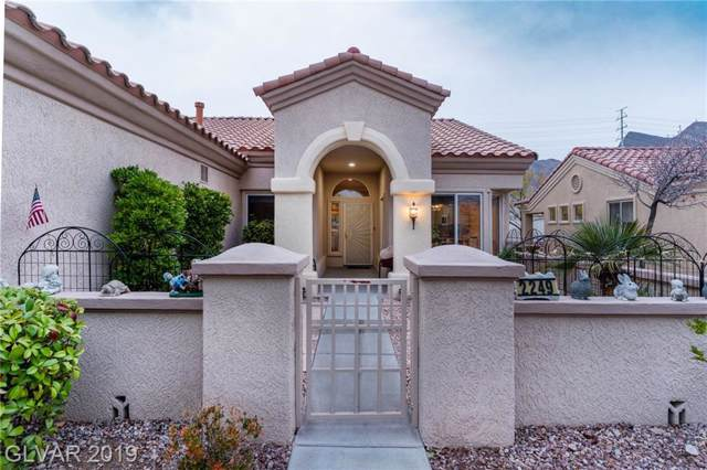 2249 Sun Cliffs, Las Vegas, NV 89134 (MLS #2156648) :: Hebert Group | Realty One Group