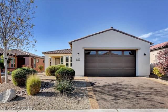 5749 Sagamore Canyon, North Las Vegas, NV 89081 (MLS #2156649) :: Signature Real Estate Group