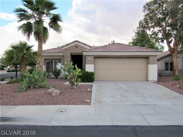 2105 Point Mallard, Henderson, NV 89012 (MLS #2156663) :: Signature Real Estate Group